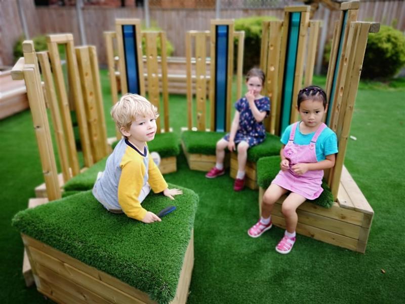 outdoor nursery equipment