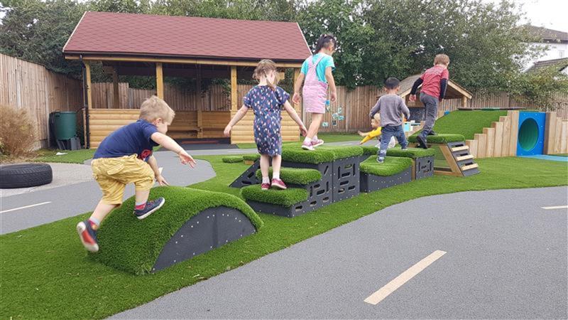 playground equipment for nursery