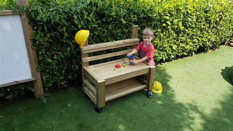 Construction Tables for nurseries