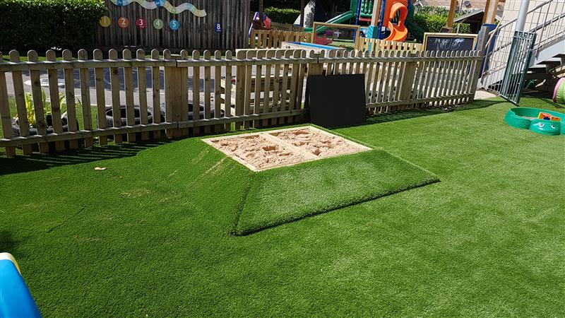 Outdoor Sandpit For Schools and Nurseries