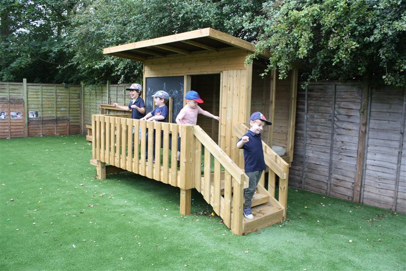 Nursery Garden Playhouse