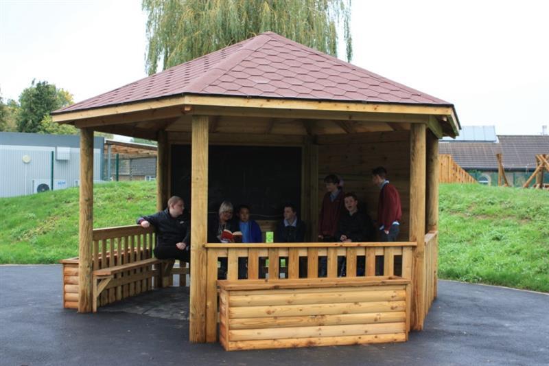 Outdoor Gazebos for SEN Schools