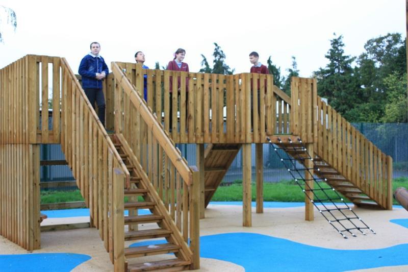 SEN School Playground Tower