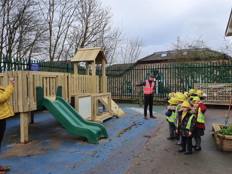 Primary School Playground Installation