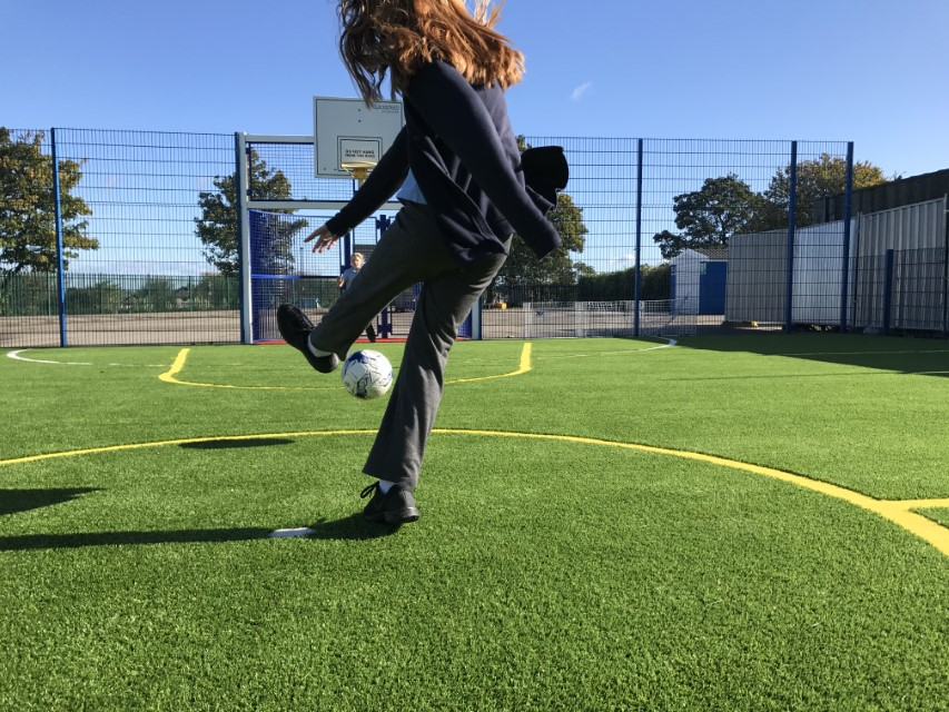 MUGA Pitches For Schools