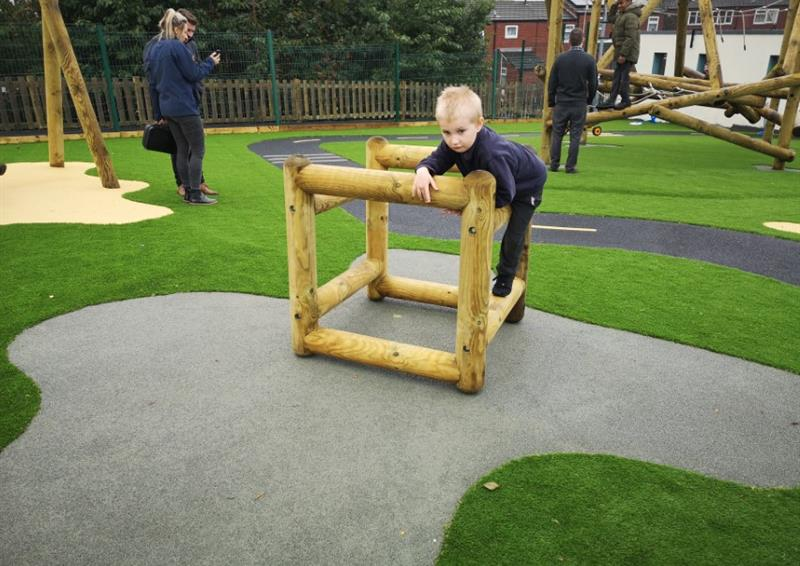 Playground Equipment For Children with SEN