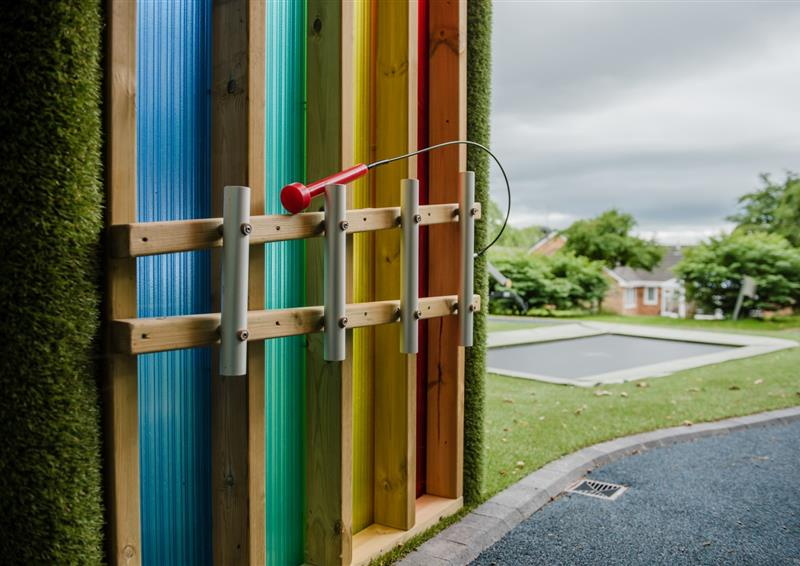 sensory archway special needs play equipment