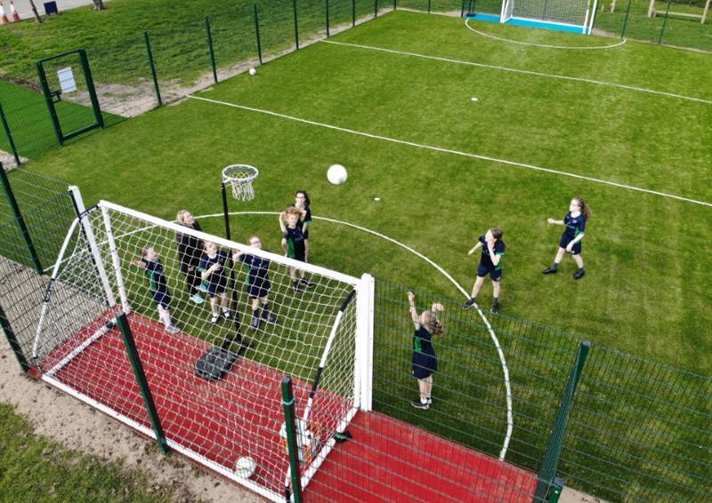 MUGA Pitches For Schools