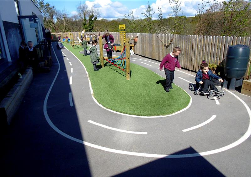 outdoor early years play equipment