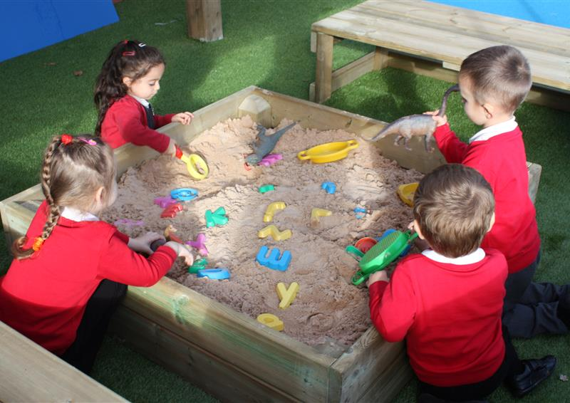 sensory play equipment